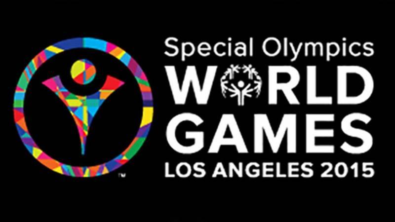 2015 Special Olympics LA