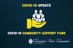 Communities Minister announces further boost for Covid-19 Community Support Fund