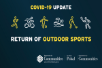 Outdoor Sport opens with careful steps