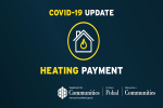 Ní Chuilín - £44m in Covid-19 Heating Payments to issue by January 2021