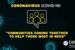 Volunteering Communities coming together