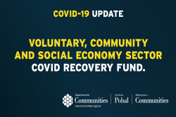 Reopening of VCSE Covid recovery fund