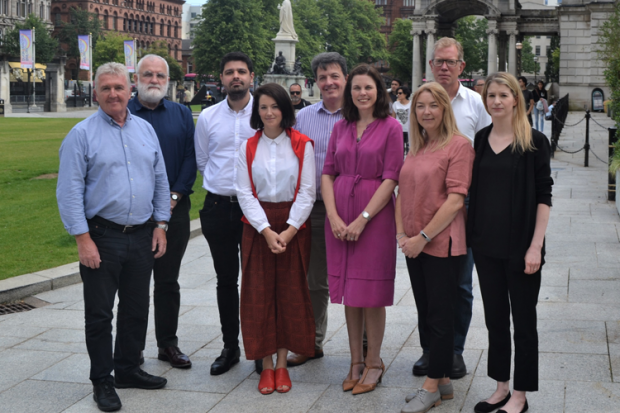 Members of the Ministerial Advisory Group for Architecture and the Built Environment for Northern Ireland