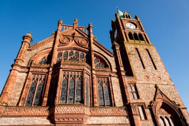 The Guild Hall in Derry/Londonderry