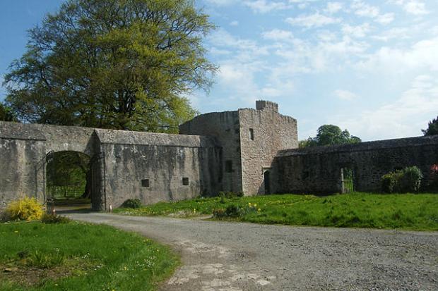 Benburb or Wingfield's Castle
