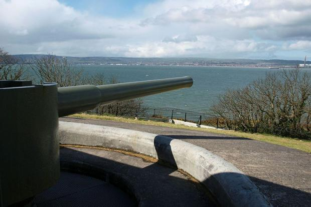 Grey Point Fort
