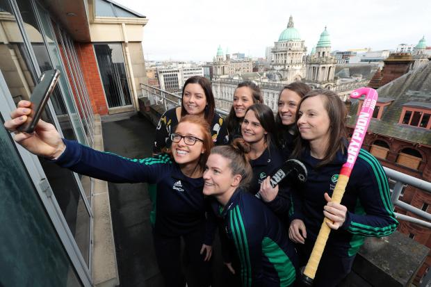 Ireland's Women's Hockey Team