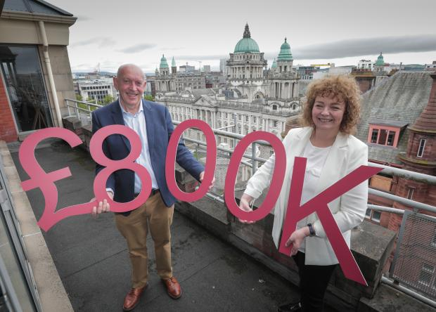 The Department for Communities (DfC) has today launched this years' Small Capital Grants Programme.