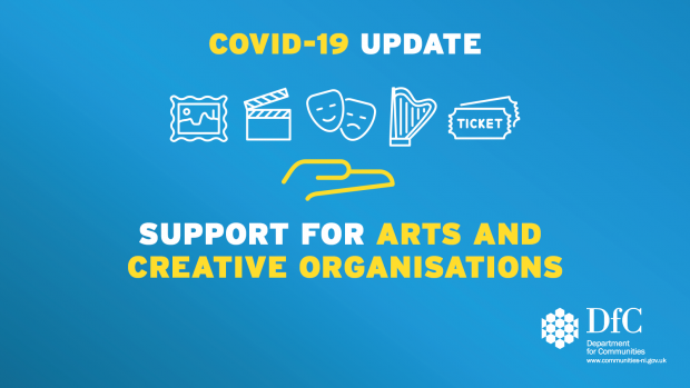 Minister announces re-opening of fund for creative organisations