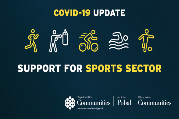Communities Minister launches £25M Sports Sustainability Fund