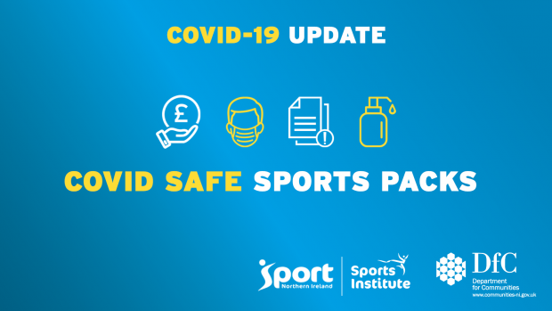 Minister opens £1Million Covid Safe Sports Pack Fund