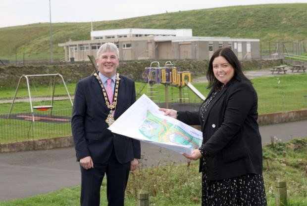 Hargey announces further regeneration investment in Portrush