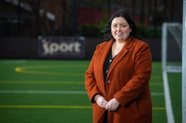 Hargey launches new sports capital works programme