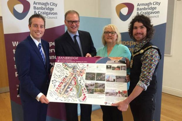 Launch of Banbridge masterplan