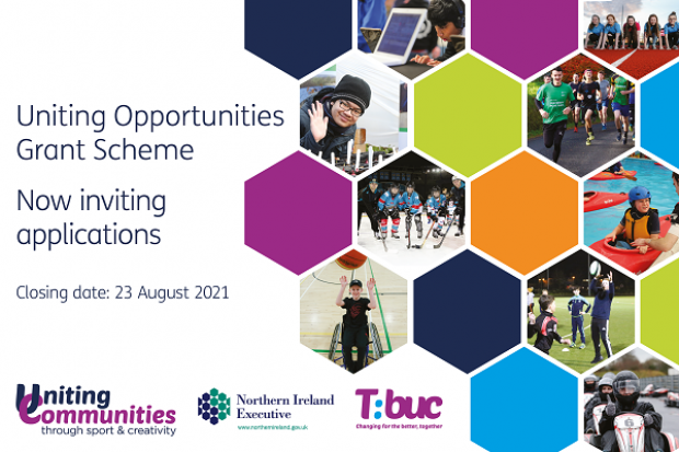 Communities Minister launches Uniting Opportunities programme