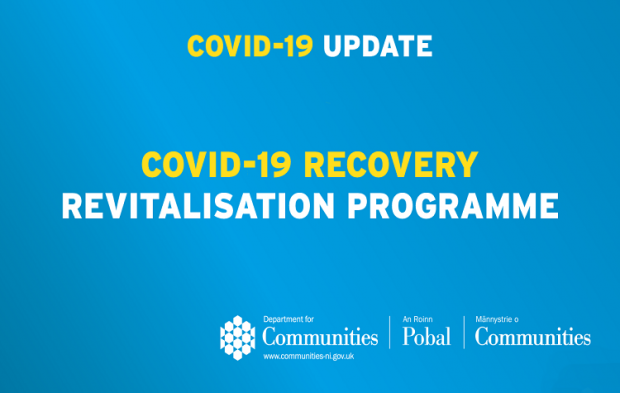 A further £11.6m is to be invested in our town and city centres to support them in their recovery from the impact of Covid-19.