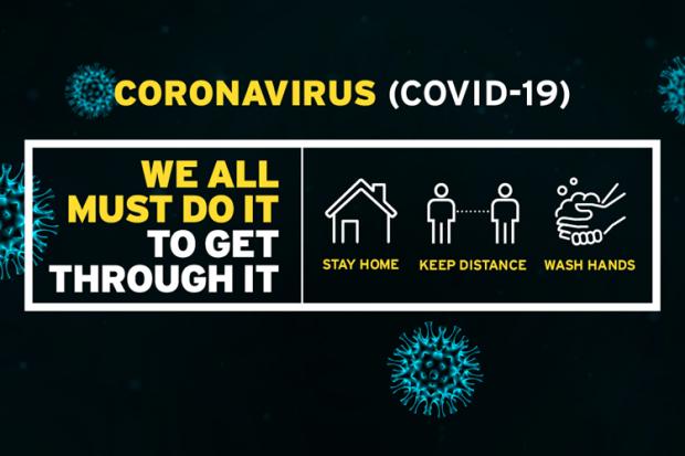 COVID-19: DfC Updates