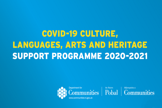 Ní Chuilín releases support for culture, languages, arts and heritage
