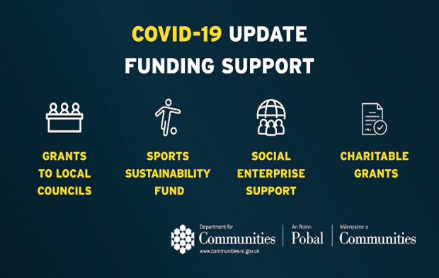 Ní Chuilín welcomes additional £27m Covid funding