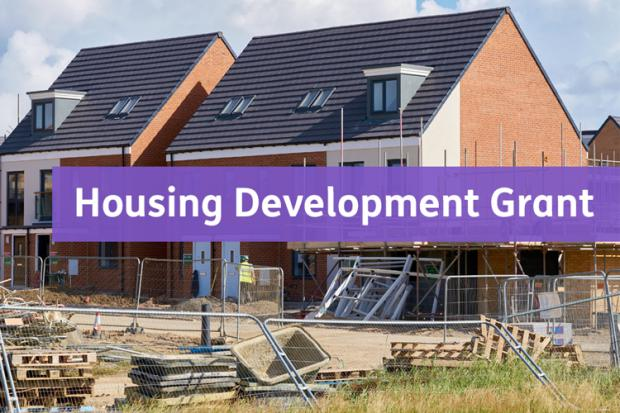 Housing Development Grant image