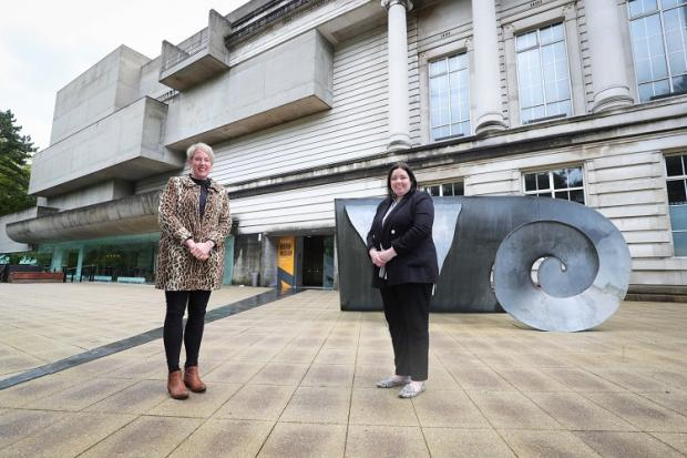 Hargey steps back in time as museums prepare for re-opening