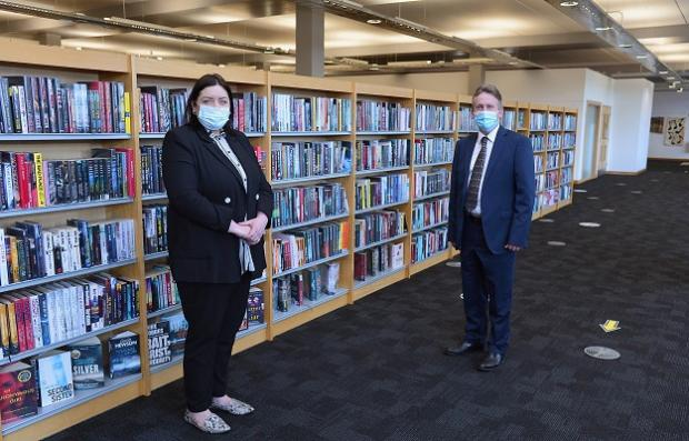 New chapter as libraries prepare for re-opening – Hargey