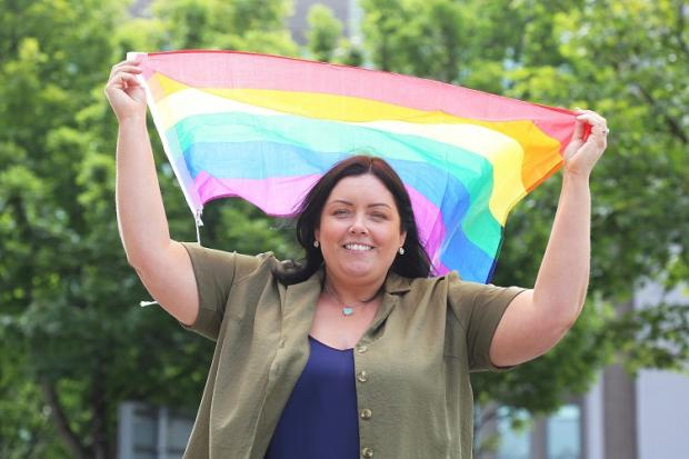 Minister Hargey continues to promote LGBTQI+ inclusion and visibility