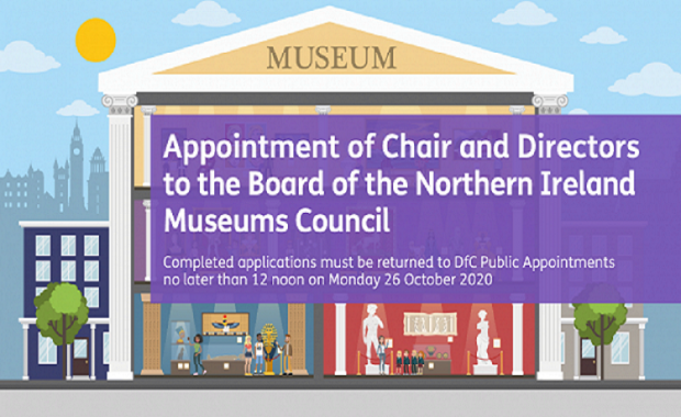 Competition to appoint Chair and Directors to the Board of NI Museums Council