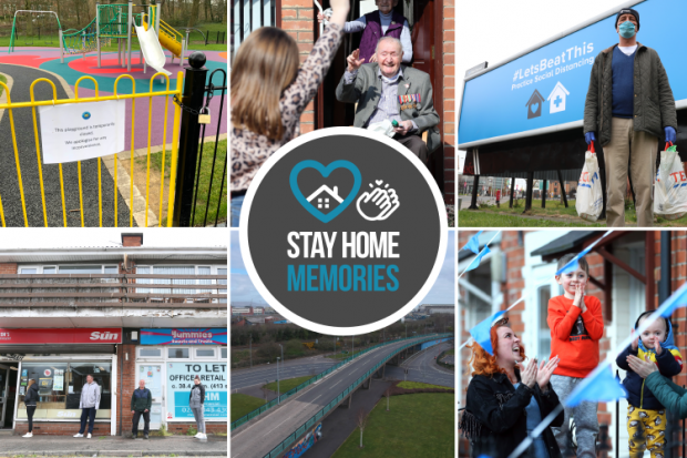 Communities Minister, Deirdre Hargey, is encouraging people to help PRONI create a record of how people are living during the COVID-19 pandemic through its new 'Stay Home' Memories project