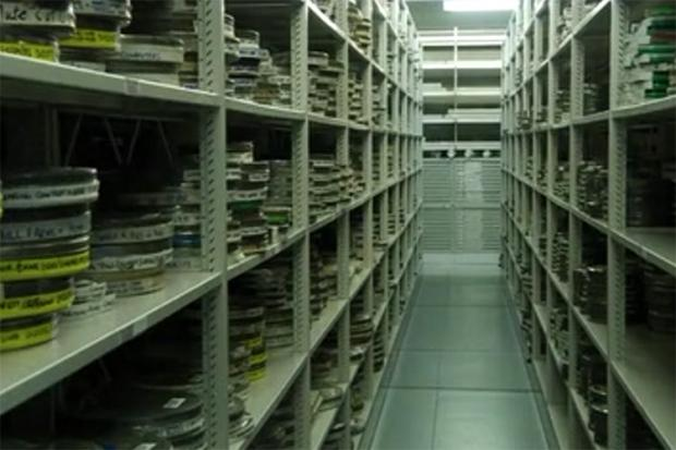 Photo of the PRONI archives