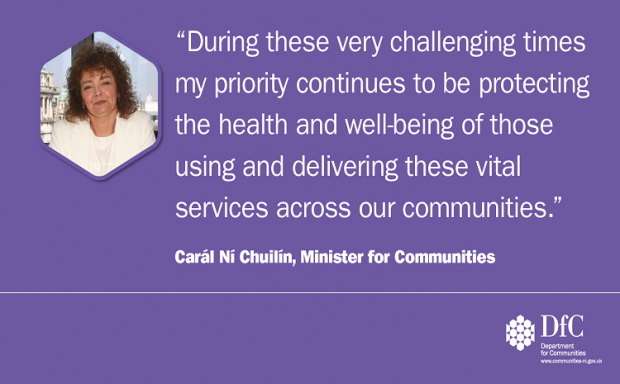 Minister introduces further measures to protect the most vulnerable