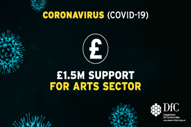 Communities Minister Launches £1.5m Support Fund for Arts Sector