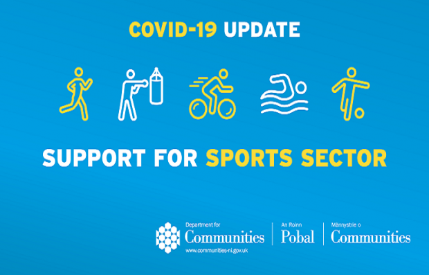 Communities Minister Carál Ní Chuilín today announced a fund of £15 Million to help the sports sector deal with the impact of the Covid-19 pandemic.