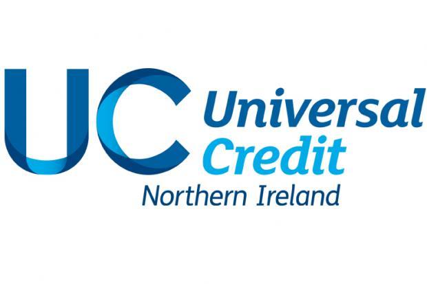 Universal Credit (NI) logo