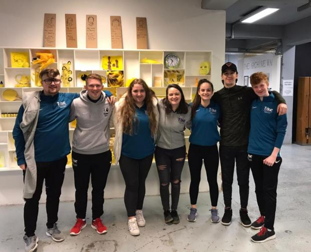 Liverpool Young TBUC Ambassadors