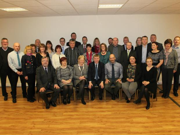 Joint Government Voluntary and Community Sector Forum