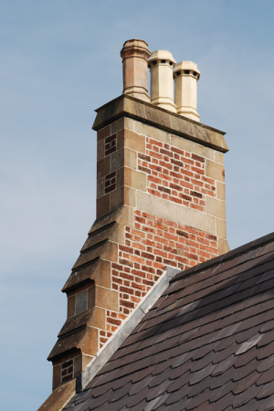 Listed Buildings Maintenance - image of chimney