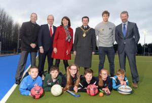 North Coast Sports Village Opening